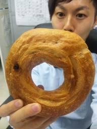 天使のチョコリング|銀座アンティーク|1日1パン365パン♪