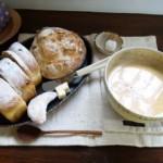 小麦と酵母 濱田家 / 満(豆パン) - 東京パン