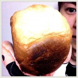 【焦げ目が違う!!】TIGER土鍋ホームベーカリーがオススメ!