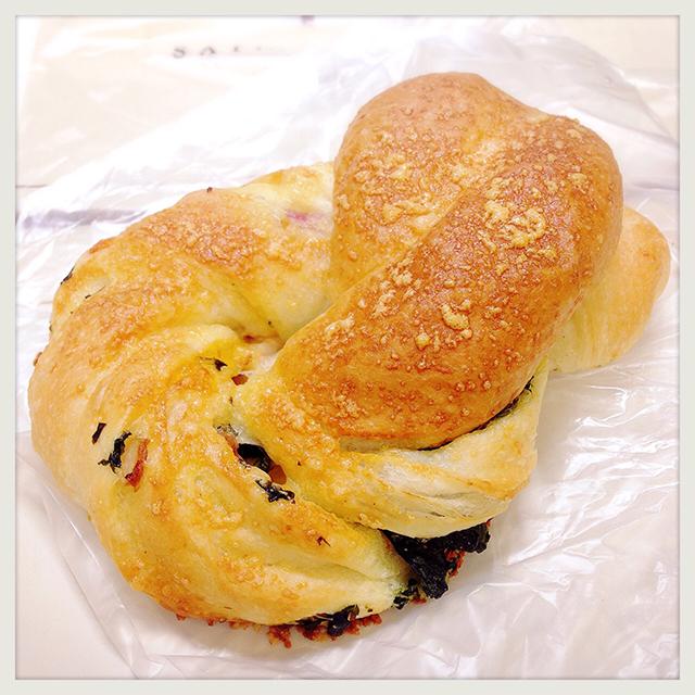 【サンジェルマン】冬パン『チーズフォンデュ』他 試食レポート