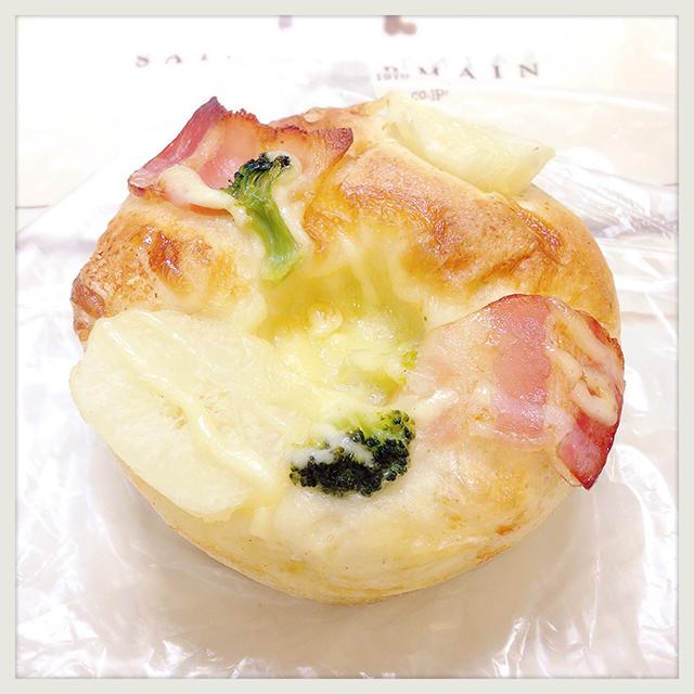 【サンジェルマン】新作パン『冬ぱん(チーズフォンデュ)』他 試食レポート