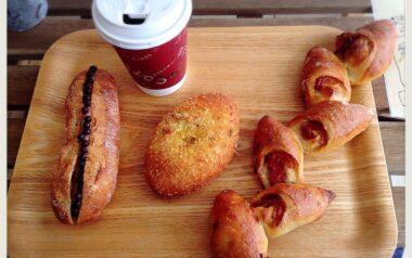 【高田馬場おすすめパン屋さん】パンとコーヒー馬場FLAT-3日目