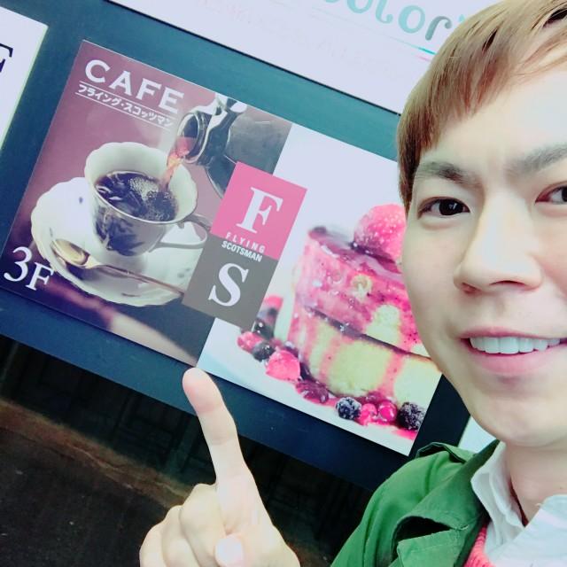 【秋葉原】カフェ『フライング・スコッツマン』パンケーキ感想 - 東京パン