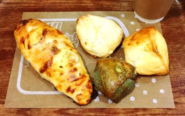 【立川】手作りパンとスコーン「ラ・ブランジュリ キィニョン」感想