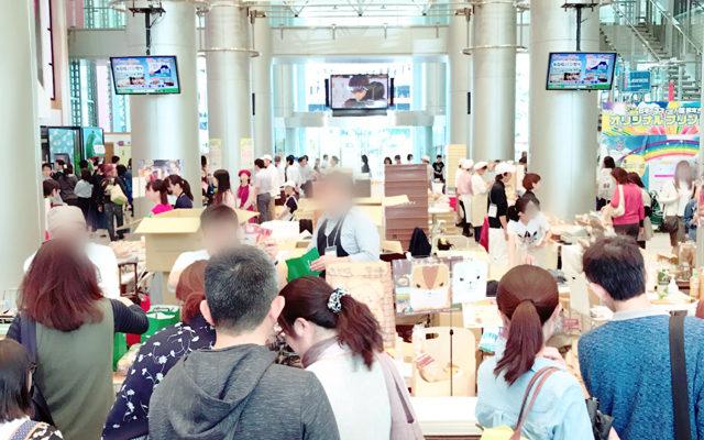 【パンフェス】お台場パン祭り レポート その1(2017年5月4日)