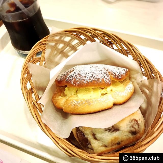 【新所沢】ヤマザキのパン屋『サンエトワール トレビ 新所沢店』感想