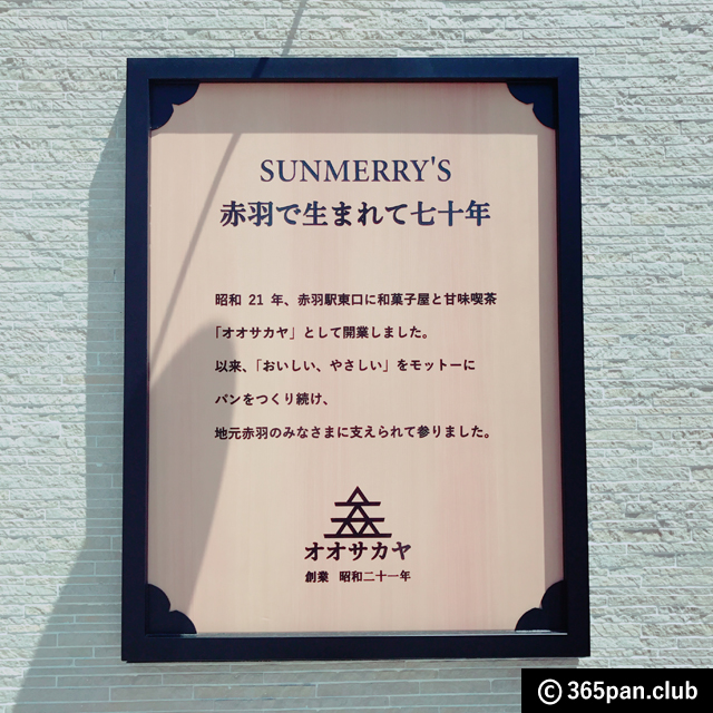 【赤羽】創業70年パン屋『サンメリー 赤羽店』ご当地パンフェア感想 - 東京パン