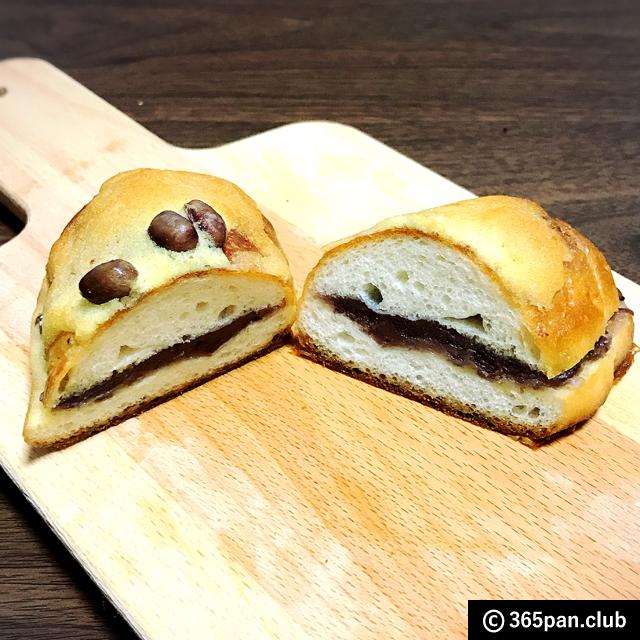 【西荻窪】創業80年の老舗パン屋さん『藤の木』青いあんぱん他・感想 - 東京パン