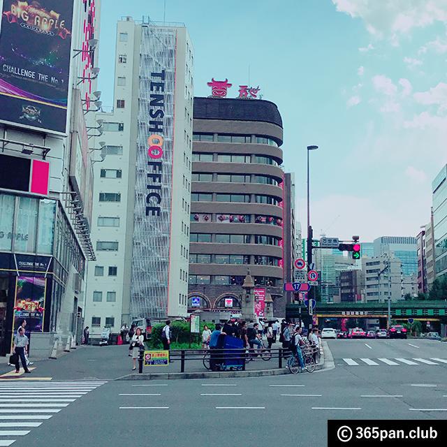 【秋葉原】創業68年『肉の万世』万かつサンド(ロース/ヒレ)感想 - 東京パン