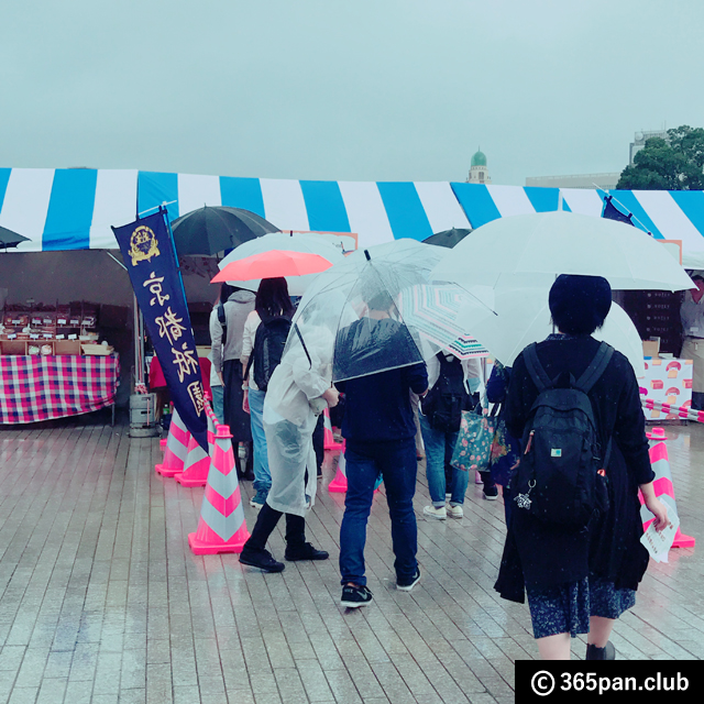 【横浜】日本最大級の『パンのフェス2017秋in赤レンガ』レポート