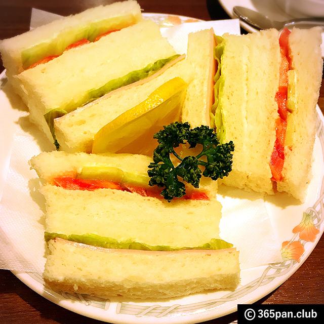 【中野】ブロードウェイ内の穴場カフェ『エーライセンス』2回目 - 東京パン