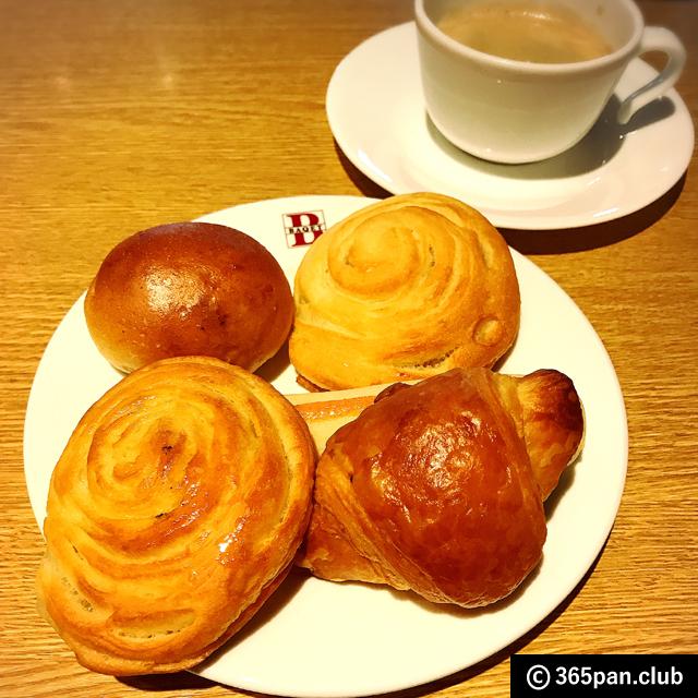 【西新宿】パン食べ放題レストラン『バケット 新宿野村ビル店 』13