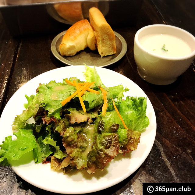 【半蔵門】やっぱり最高でした『麹町カフェ』パン食べ放題-感想13