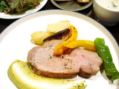 【半蔵門】やっぱり最高でした『麹町カフェ』パン食べ放題-感想