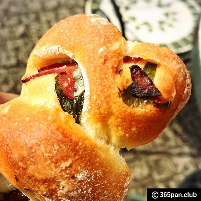 【ひばりヶ丘】イートインが心地良いパン屋「ビアリッツ」感想08