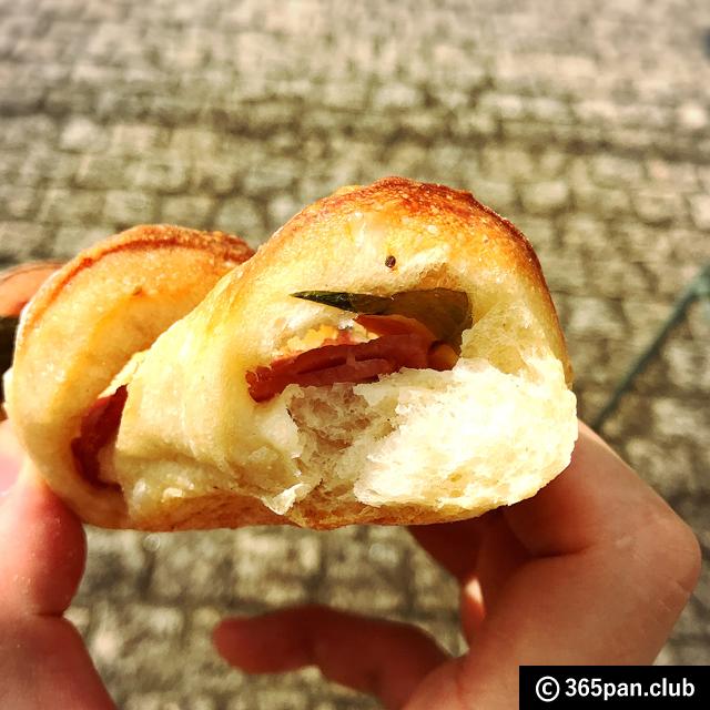 【ひばりヶ丘】イートインが心地良いパン屋「ビアリッツ」感想10