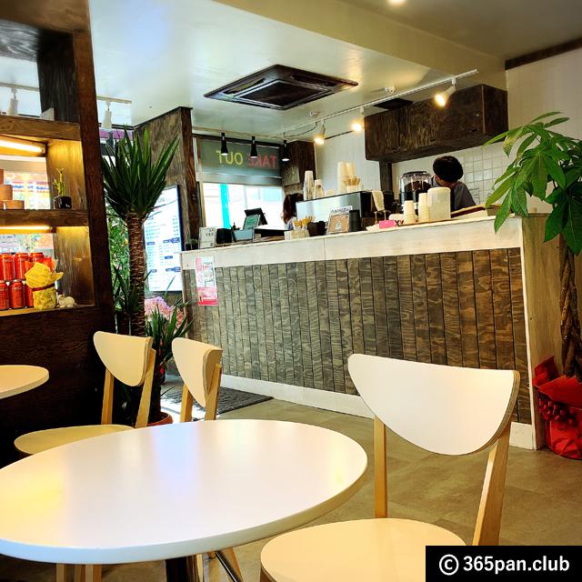 【新大久保】話題のチーズトースト「Cafe MOON(カフェ ムーン)」感想06