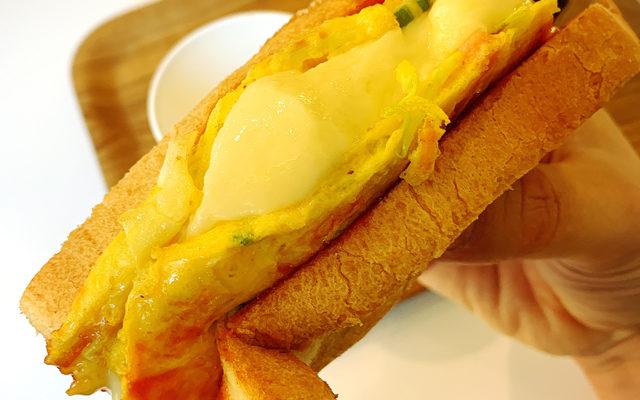 【新大久保】話題のチーズトースト「Cafe MOON(カフェ ムーン)」感想