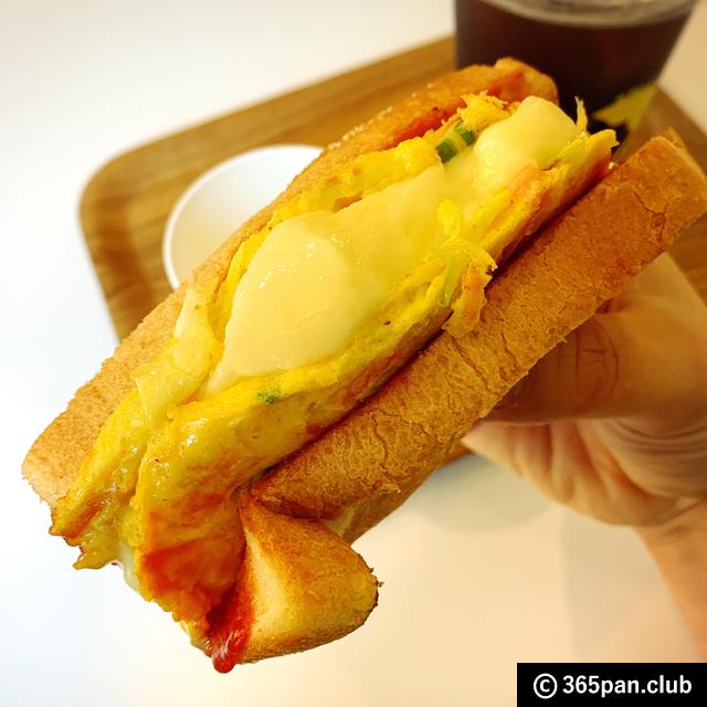 【新大久保】話題のチーズトースト「Cafe MOON(カフェ ムーン)」感想 - 東京パン