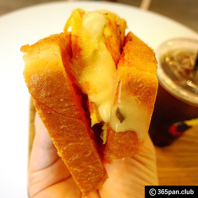 【新大久保】話題のチーズトースト「Cafe MOON(カフェ ムーン)」感想10