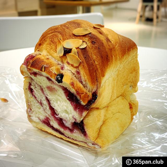 【吉祥寺】東急百貨店にある食パン専門店「クリスベーカリー」感想06