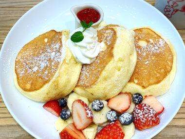 【吉祥寺】アメリカ創業60年「オリジナルパンケーキハウス」感想