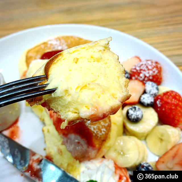 【吉祥寺】アメリカ創業60年「オリジナルパンケーキハウス」感想06