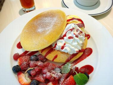 【新宿】有機コーヒーとパンケーキのお店「カフェ・ナチュレ」感想