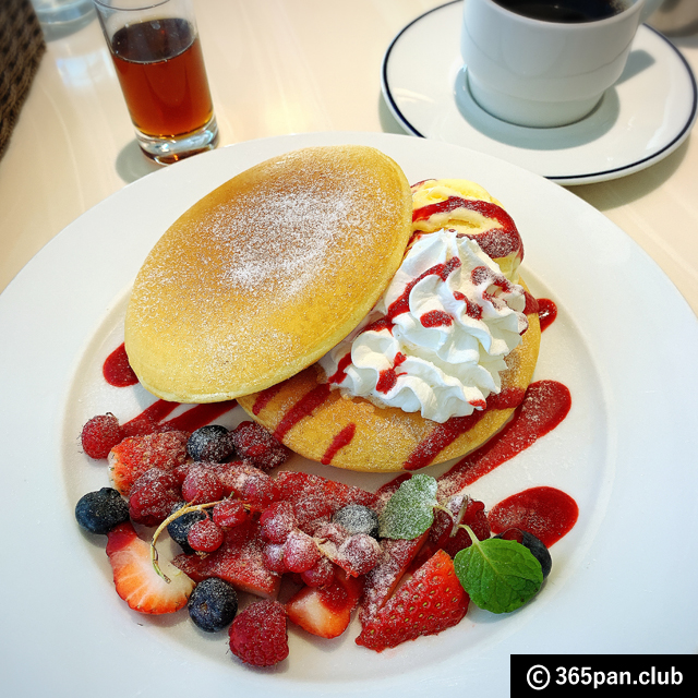 【新宿】有機コーヒーとパンケーキのお店「カフェ・ナチュレ」感想12