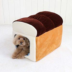 ペットパラダイス なりきりペッツ サーモ 食パン型 ハウス