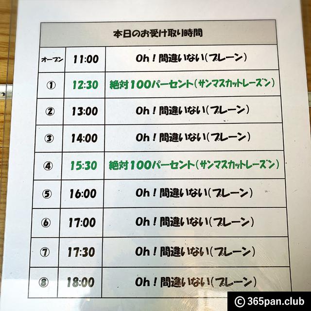 【中野坂上】高級食パン専門店「うん間違いないっ!」低評価の真相13