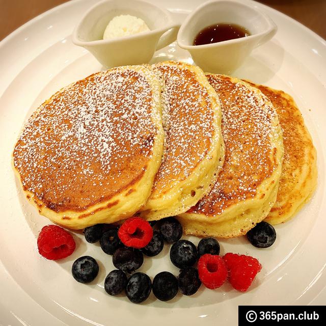 【新宿】ニューヨークの朝食の女王「サラベス」リコッタパンケーキ10