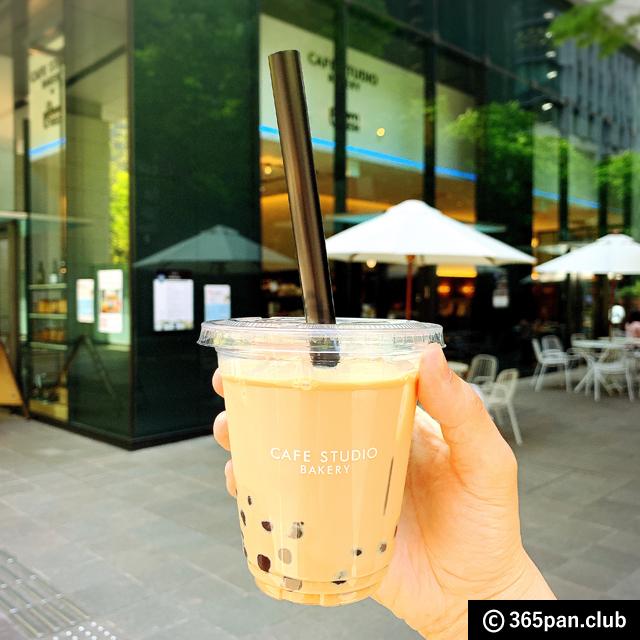 【大手町】オフィス街に穴場パン屋「カフェ スタジオ ベーカリー」15