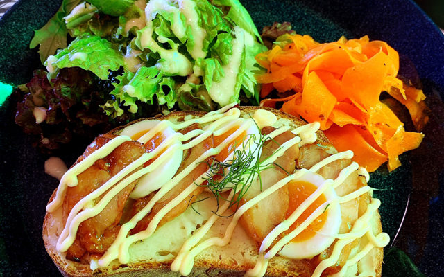 【飯能市】ムーミン谷で見つけたパンメニュー「カフェプイスト」感想