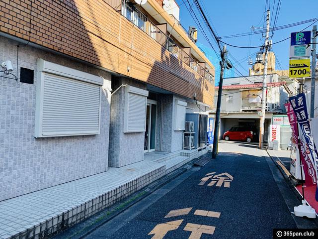 【東新宿】住宅街にある隠れ家パン屋「ラ・バゲット 工場店」感想-01