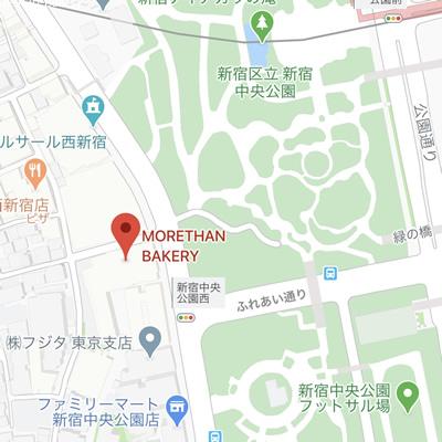 【西新宿5丁目】ホテル業態レストラン「モアザンベーカリー」感-02