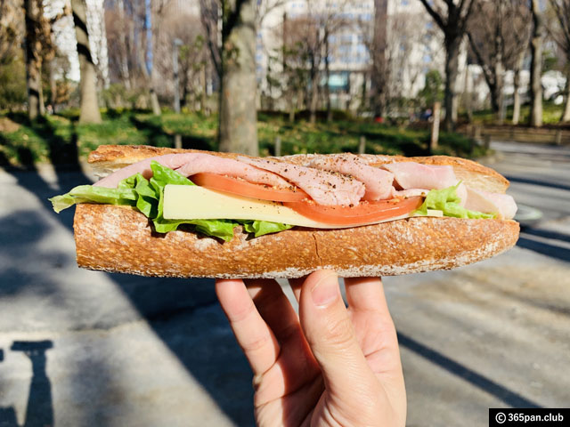 【西新宿5丁目】ホテル業態レストラン「モアザンベーカリー」感想-05