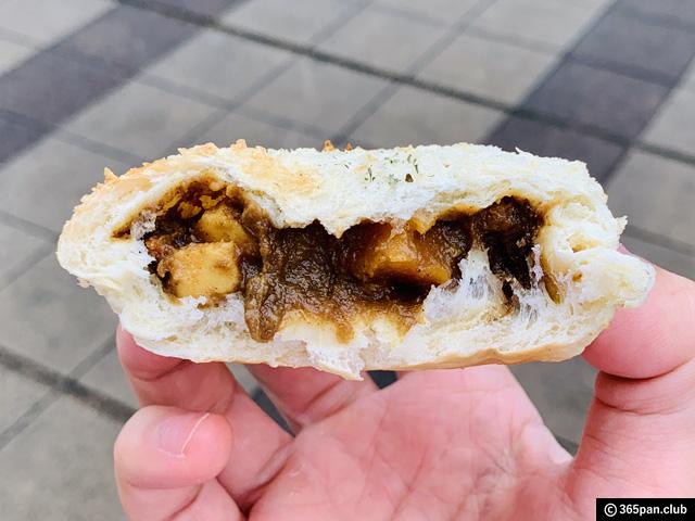 【三鷹】溶岩窯で焼くパン屋「パンド・ガーデン 」エコバッグ-感想-07