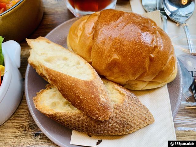【麹町】1962年創業パン屋「デイジイ」カフェメニュープレート感想-05