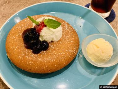 【新宿】定期的に食べたくなるパンケーキ「オスロコーヒー」カフェ