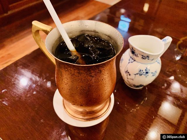 【新宿・他】椿屋珈琲店のホットサンドはランチタイムがおすすめ-05