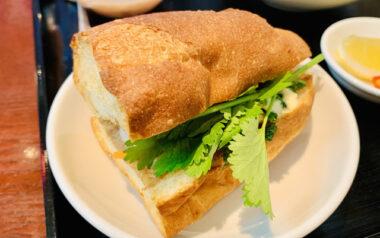 【高田馬場】ベトナムレストランで食べるバインミー「ノンラー」感想