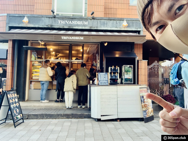 【吉祥寺】屋台スタイルのパン屋「トリバンドラム」カツサンド感想-00