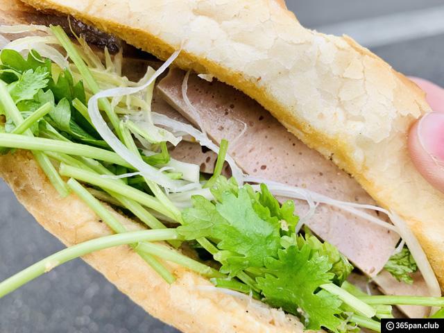 【高田馬場】ベトナムのサンドイッチ「バインミーシンチャオ」感想-07