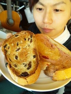ブーランジェリー浅野屋『新春 お楽しみ袋』 - 東京パン