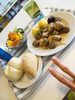 IKEAレストラン - 東京パン