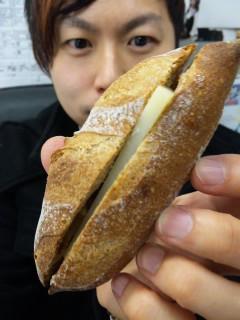 ブーランジェリー浅野屋『カンパーニュマロン』他 - 東京パン