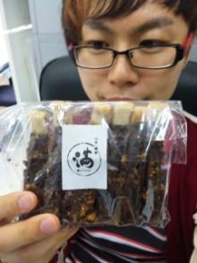 満のチョコクランチw - 東京パン