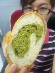 軽井沢グリーンティーとビアバケット(コンテチーズ) - 東京パン