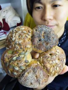 パンを食べる時間。 - 東京パン